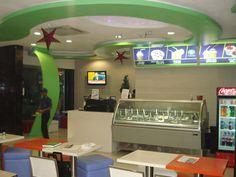 Retail Outlet Interior Design
