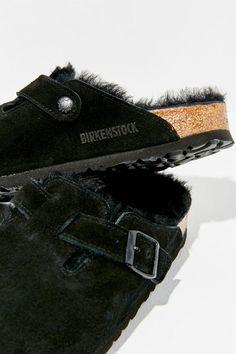 cb1ecb87874f8 Birkenstock Shearling Boston Clog Calzado