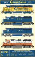 railroad videos dvds books software train collectibles t-shirts hats mugs signs clocks mousepads