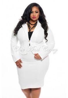 Size 1 white dress 3x