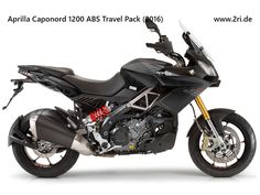 Aprilia Caponord 1200 ABS Travel Pack (2016)