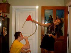 Blow funnel?