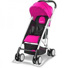 Coup de ❤ de l'équipe Poussette.com pour cette poussette canne de chez Recaro #poussette #pram #poussette.com #recaro #easylife #pink #trend