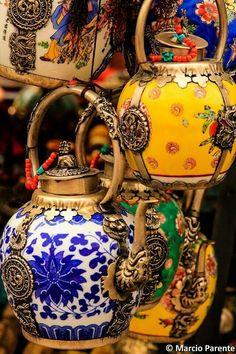 Tibetan Teapots