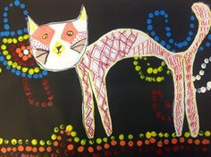 Check out student artwork posted to Artsonia from the Aboriginal Art project gallery at Albert Einstein Academy.