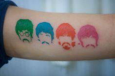Beatles tattoo
