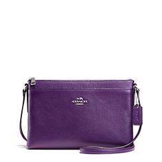 Journal Crossbody Leather Bag | Coach