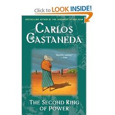 (TIMzPoet - highly recommends all books BY: Carlos Castaneda)
