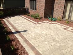 Your outdoor landscaping projects should complement and bring out the beauty in… Outdoor Spaces, Outdoor Living, Outdoor Decor, Webster City, Unilock Pavers, Backyard Paradise, Block Patterns, Back Patio, Outdoor Landscaping