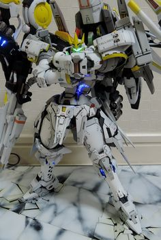 [GBWC2015] Amazing MG TALLGEESE III ARES: UPDATE Work In Progress by ロク【RO KU】 REVIEW http://www.gunjap.net/site/?p=272719