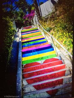Micheltoreno stairs, Hollywood. My Photos, Fair Grounds, Stairs, Hollywood, Fun, Photography, Travel, Home Decor, Stairway