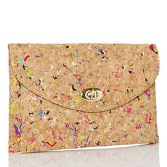 Leisure - Cork Purse - JustFabulous