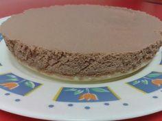 Dulce Diabetico: Tarta de mousse de chocolate