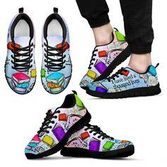 Book Reader Sneakers