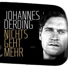 single cover art: johannes oerding - nichts geht mehr [09/2013]