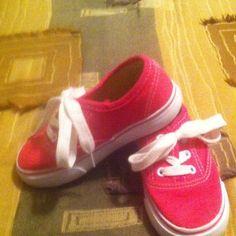 Toddler Pink Tennis Shoes Girls Pink Tennis Shoes Sz. 8 U. S. Sports Shoes