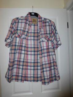 M&S  north coast mans shirt large