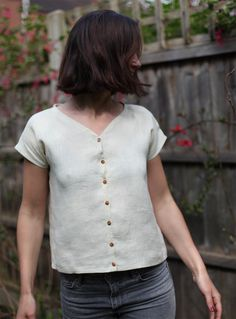 Button -up top tutorial. More tutorials available.