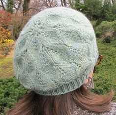 Autumn in Garrison by Kate Gagnon Osborn featuring The Fibre Company's Canopy Worsted in Fern, 1 skein.