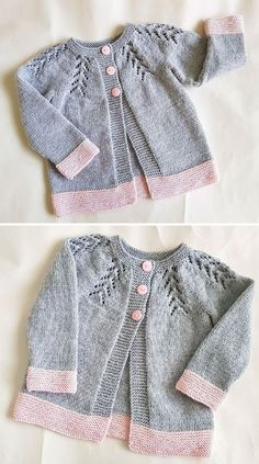 Ciqala Arrowhead Sweater - Knitting Pattern Knitting Pattern Source by Knittingideasforbabies Sweaters Baby Sweater Patterns, Cardigan Pattern, Baby Knitting Patterns, Knitting Designs, Baby Patterns, Baby Cardigan Knitting Pattern Free, Toddler Sweater, Baby Girl Sweaters, Knitted Baby Clothes