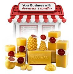 wholesale beeswax candles program for buying bulk natural candle