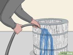 4 Ways to Clean a Cartridge Type Swimming Pool Filter - wikiHow Swimming Pool Filters, Above Ground Swimming Pools, Above Ground Pool, In Ground Pools, Small Pool Design, Deck Design, Cleaning Chemicals, Pool Cleaning, Pool Water