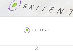 Create the very first logo for Axilent by Kate Davies