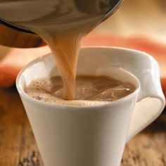 Homemade Chai...just an observation-- cut the Splenda or other fake sugar....any other natural sweetener would be a safer choice..