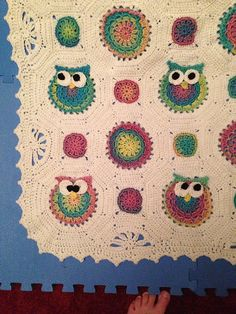 Crochet Pattern Owl Obsession Free : 1000+ images about Buhos Owl fever on Pinterest Crochet ...