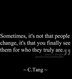 See people for who they are