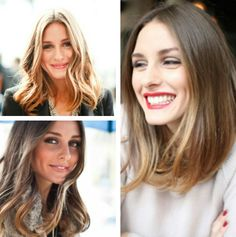 Short but cute Olivia Palermo hairstyle inspiration