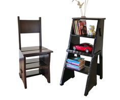Simple Ladder Shelf Plans New Ladder Chair Library Chair 11 Steps with Library Chair, Library Ladder, Ladder Bookcase, Ladder Chair, Chair Bench, Hanging Chair, Wooden Office Chair, Mesh Office Chair, Pedicure Chairs For Sale