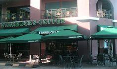 Starbucks outlet Kota Kinabalu Sabah Malaysia