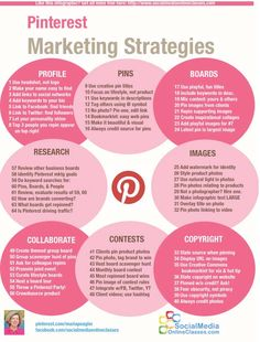 Pinterest marketing strategies - #Pinterest # marketing #strategies. A look at 64 creative ways to use Pinternet for marketing. #infographic