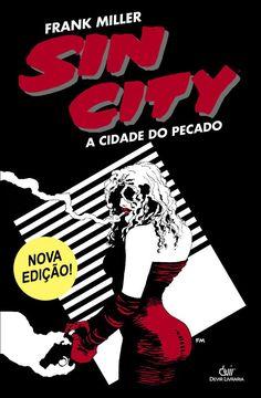 Sin City - Cidade Do Pecado - 9788575325209 - Livros na Amazon Brasil