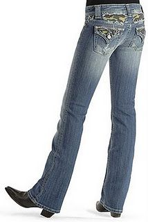 Western Wear. Love the jeans, love the boots.
