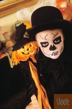 Todo Halloween: maquillaje y disfraces