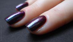 Galaxy Girl polish by Orly, soooooo pretty!