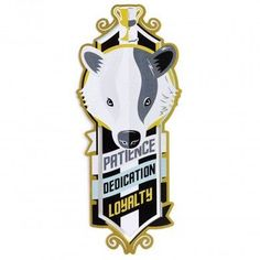 Official Harry Potter Hufflepuff Bookmark This bookmark has been created using the official style guide from Warner Bros. One of the famous Hogwarts Houses, founded by Helga Hufflepuff Stainless Steel This bookmark comes on the Official Harry Potter b Harry Potter Bookmark, Harry Potter Jewelry, Harry Potter Gifts, Hufflepuff Pride, Shops, Hogwarts Houses, White Glitter, Jack Skellington, Cute Gifts