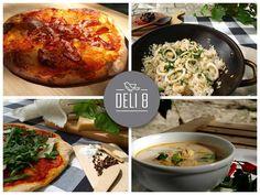 Deli8 Bistro&Sklep - Strona Główna Deli, Finland, Ethnic Recipes, Places, Food, Essen, Yemek, Lugares, Meals