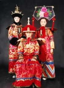 Costumes From The Last Emperor Dynasty Tv Series, Last Emperor, Qing Dynasty, Geisha, Costume Design, Ethnic, Asian, Costumes, Makeup