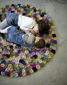 crochet rugs - Google Search