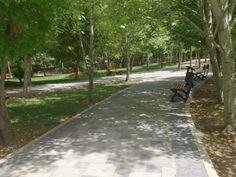 Tehran, park laleh