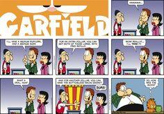 Garfield for 4/6/2014 | Garfield | Comics | ArcaMax Publishing
