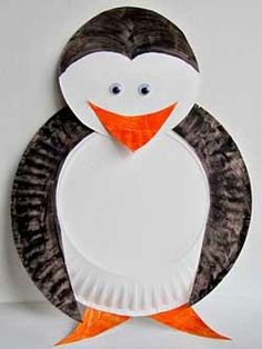 Penguin Craft - very cute!