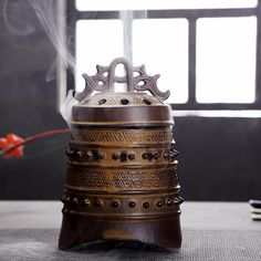 MYSTICAL MAGIC   PRE EASTER SALE SAVE $7.00AUD   BURNER  Fragrant Insect Coil/Cone Incense Burner - Ceramic    FREE DELIVERY