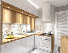 Aranżacje wnętrz - Kuchnia: Kuchnia na Wodnej - nowa odsłona - Kuchnia, styl eklektyczny - pracownia2b. Przeglądaj, dodawaj i zapisuj najlepsze zdjęcia, pomysły i inspiracje designerskie. W bazie mamy już prawie milion fotografii!