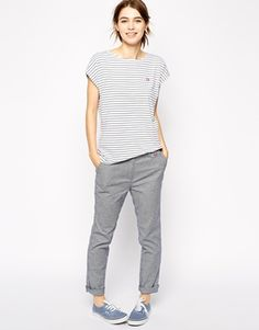 Fred Perry Dogtooth Chinos