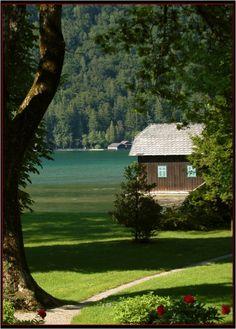 Magic view,  Strobl, Salzburg, Austria Copyright: Malgorzata Kita