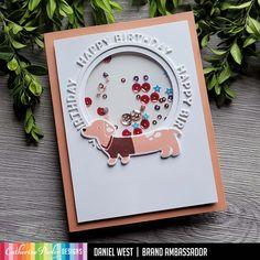Birthday Cards, Happy Birthday, And July, Dog Cards, Make A Wish, Card Stock, Brand Ambassador, Design, Bday Cards